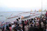 Cambodge - fête des eaux