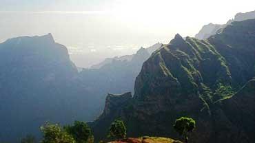 Randonnées au Cap-Vert