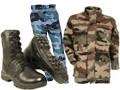 Boutique en ligne /habillement /vêtement professionnel /uniforme militaire /équipement militaire